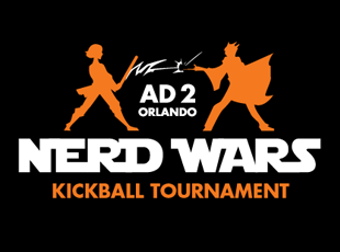 Nerd Wars – Kickball Tournament