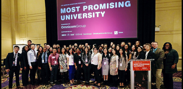 AAF Most Promising Multicultural Student Program 2016