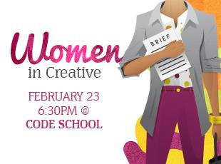 Creativity in Advertising: Women in Creative